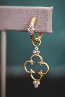 Jude Frances earring