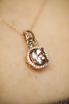 round levian necklace