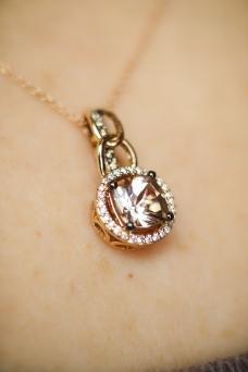 round levian necklace